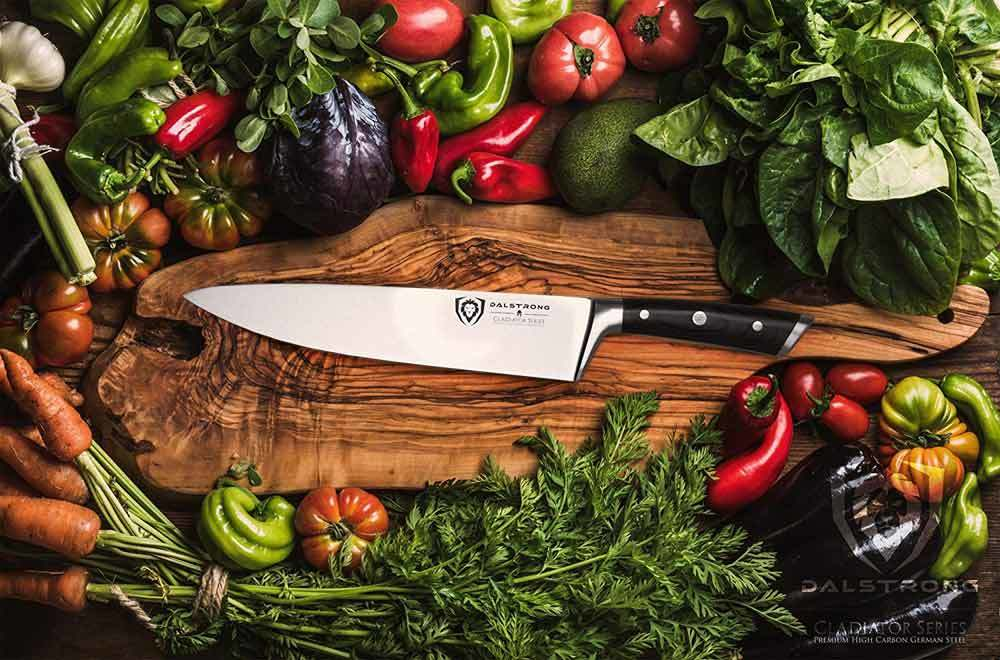 1 DALSTRONG Chef Knife Gladiator Series
